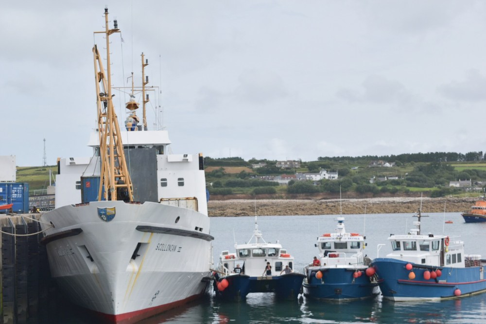 Travel to Isles of scilly