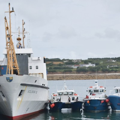 Travelling to the Isles of Scilly: Scillonian III