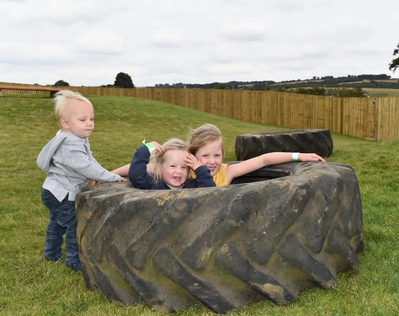William's Den Adventure Playground: Yorkshire