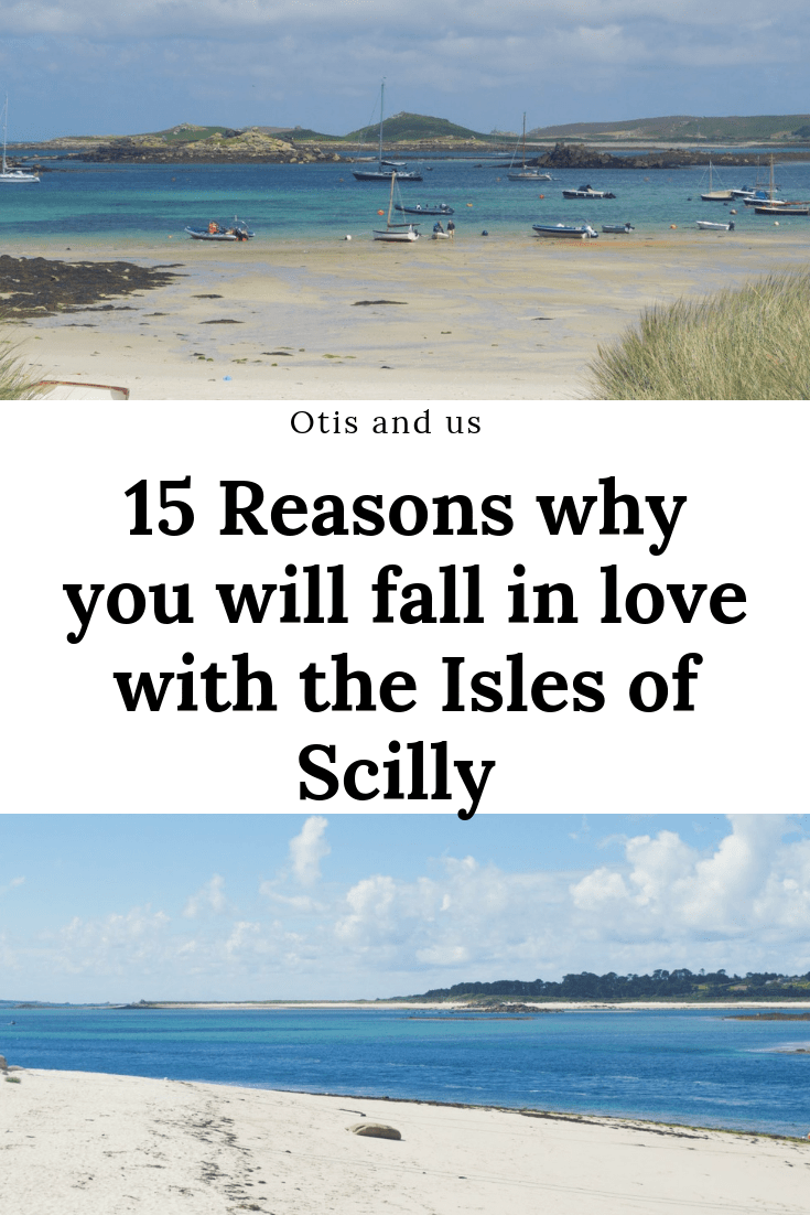 15 Reasons why you will fall in love with the Isles of Scilly #Islesofscilly #Scillyisles #travelwithkids