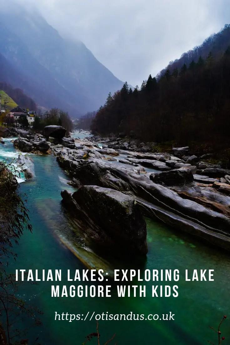 Italian Lakes: Exploring Lake Maggiore with kids