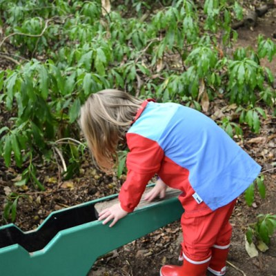 Kidunk clothing and wellies: for kids who love the outdoors