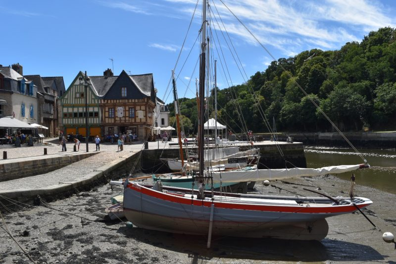 A Road Trip exploring Brittany, France: The Camping and Caravanning Club