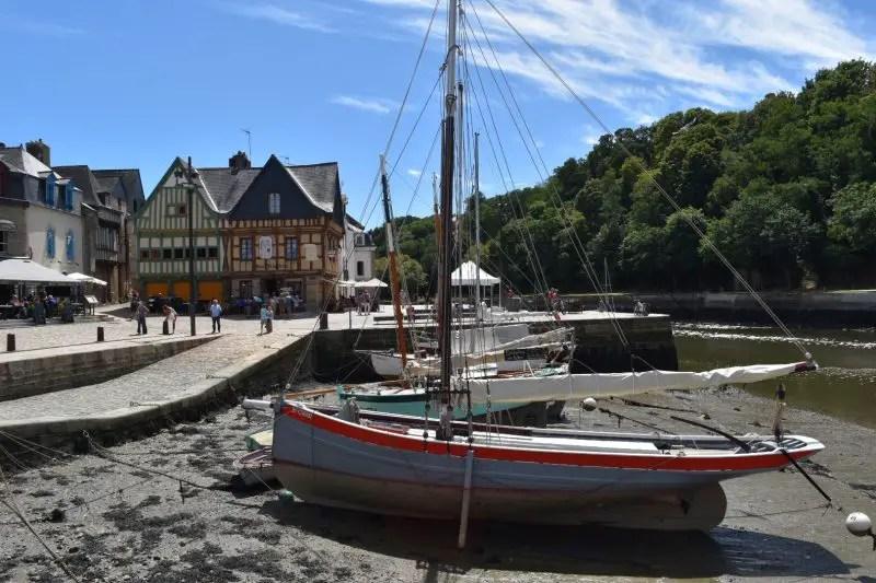 Road trip exploring Brittany