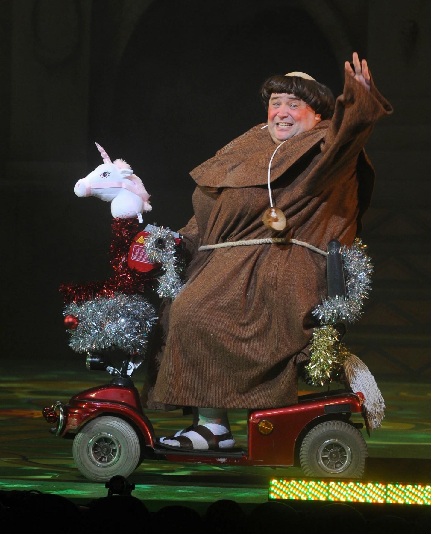 Robin Hood at the Regent Theatre