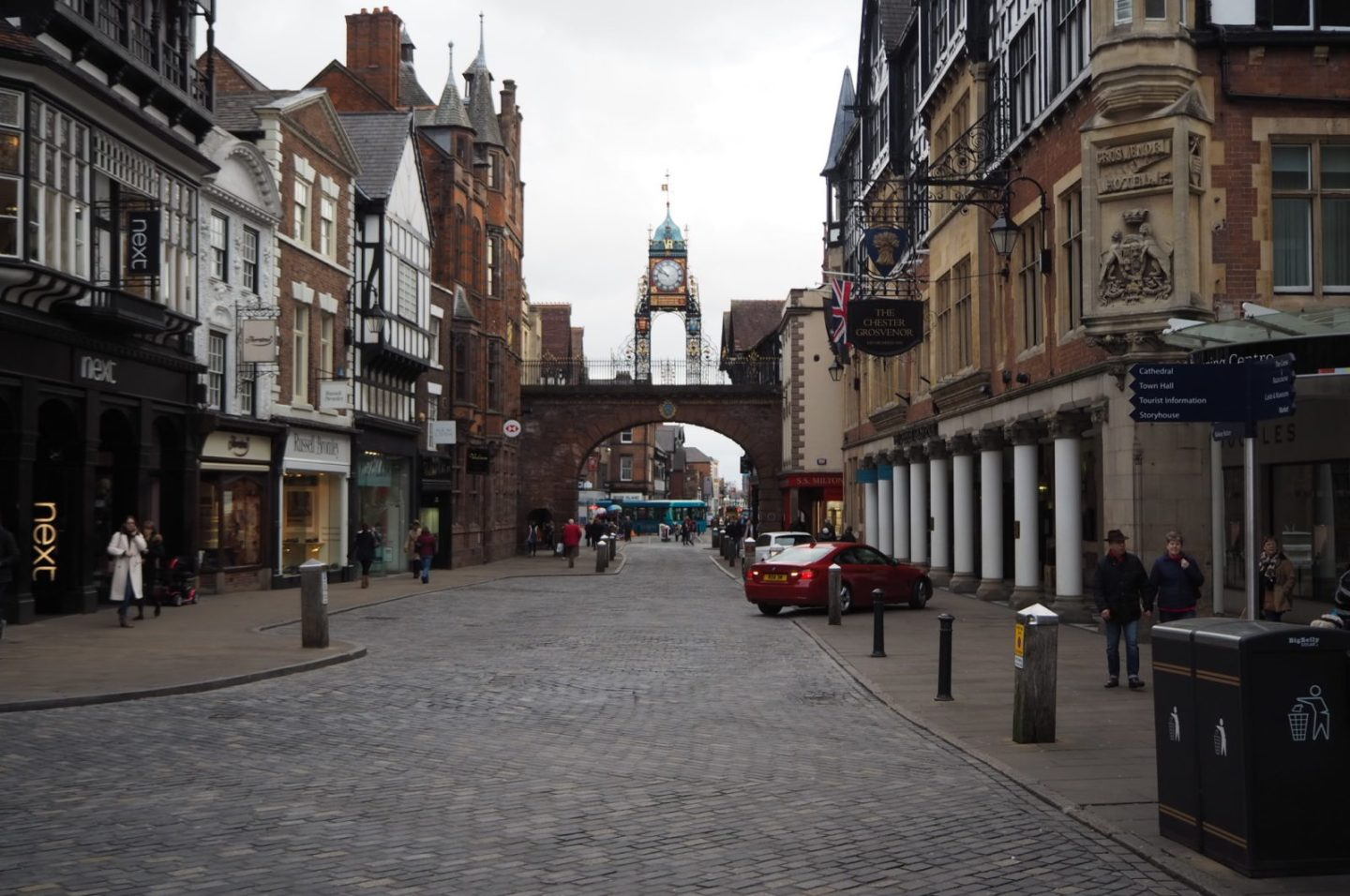 Chester with kids #Chester #Citybreaks
