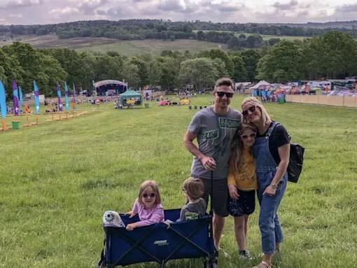 Elderflower Fields Midlands 2020 and Festival GIVEAWAY