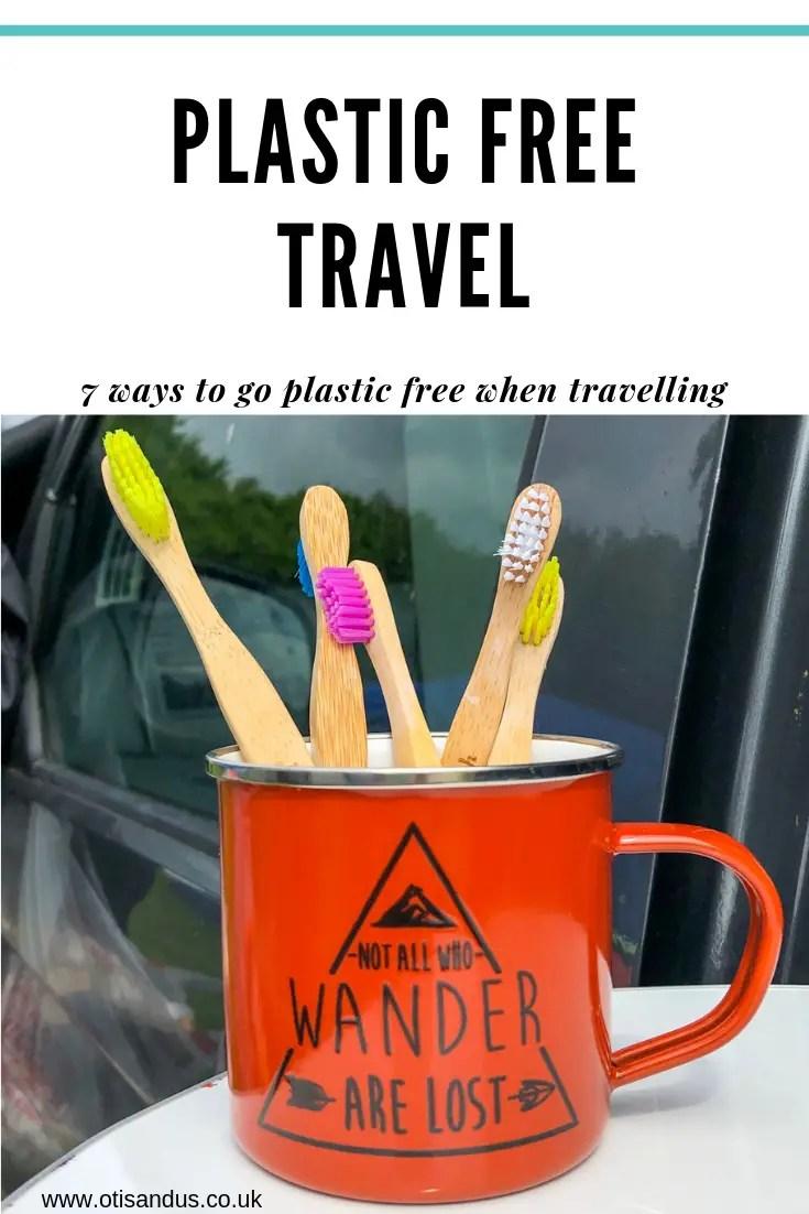 plastic free travel ideas