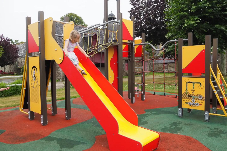 Domaine du Logis play park