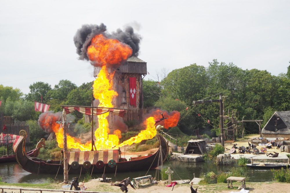 Puy du Fou in the Vendee