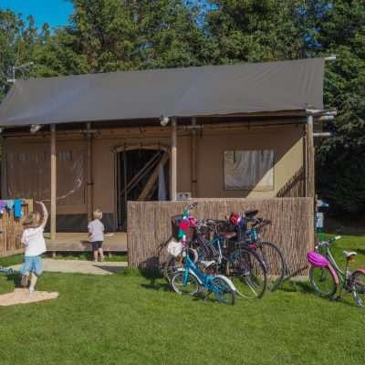 Ashbourne Heights Holiday Park review: glamping in the Peak District