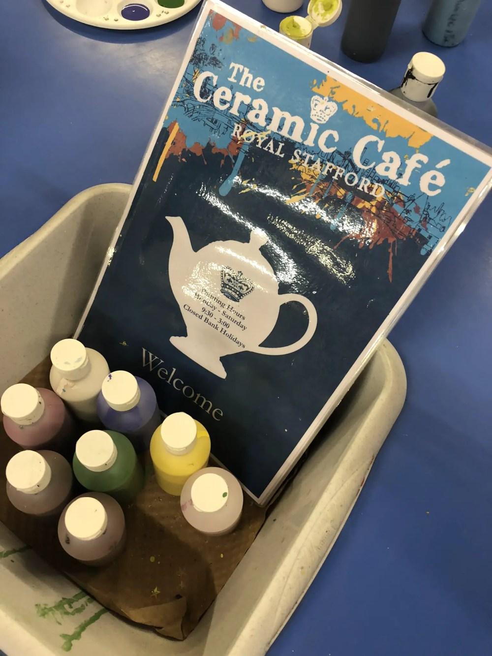 Royal Stafford Ceramic Café