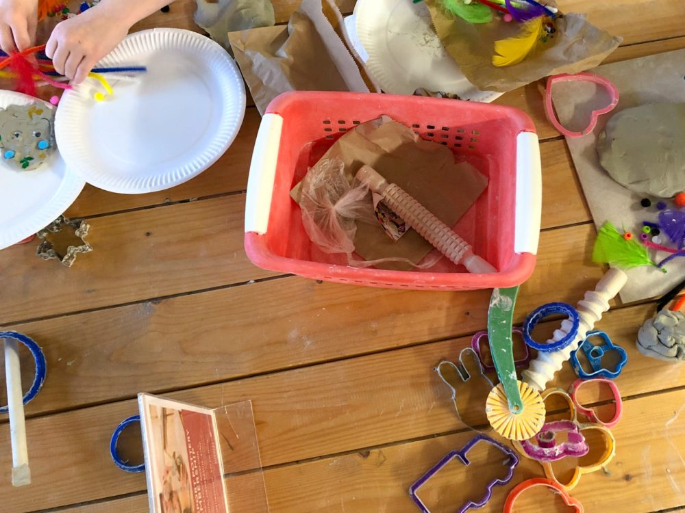 Play with clay and creative craft at Middleport Pottery
