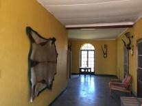 Eingang zum Gästezimmer