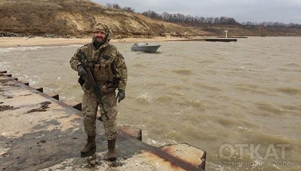 Вадим Савенко в период участия в ДНР/фото из открытых источников