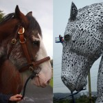 Making Of Kelpies Outokumpu