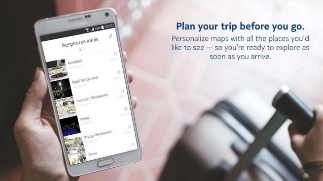 Nokia HERE servis stigao na Google Play i besplatan je