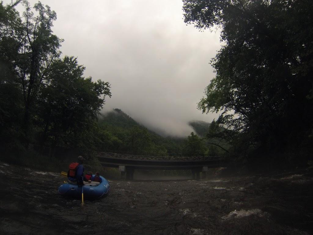 Whitewater Rafting The Nantahala River in Western North Carolina