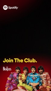 Snapchat Filters - How to Get The Beatles Join The Club Filter