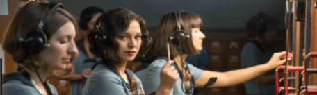 Cable Girls Cast - Who Plays Each Character on the Netflix Original Series Cable Girls?