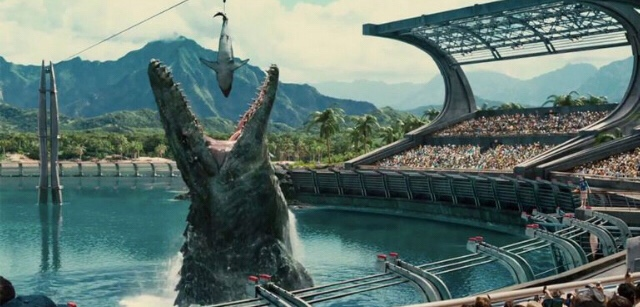 Is Jurassic World on Netflix?