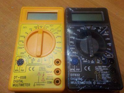 Как пользоваться мультиметром подробная инструкция для ...