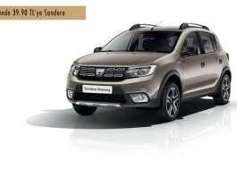 LPG'li Dacia ECO-G