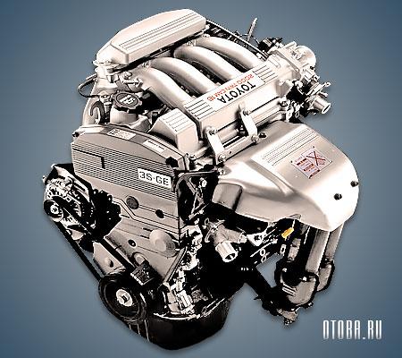 3S-GE - двигатель Toyota Altezza 2.0 литра | Otoba.ru