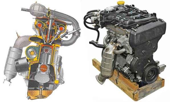 21124 - двигатель ВАЗ 1.6 литра | Otoba.ru