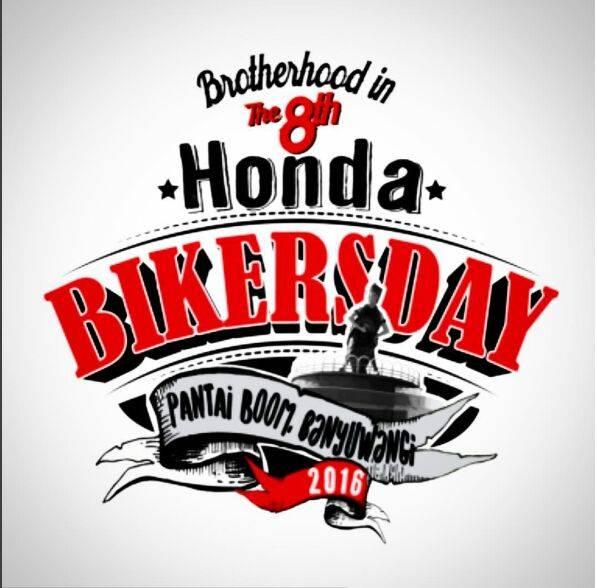 Apa yang biker harus lakukan saat tiba di lokasi Honda Biker Day 2016 Pantai Boom Banyuwangi…???