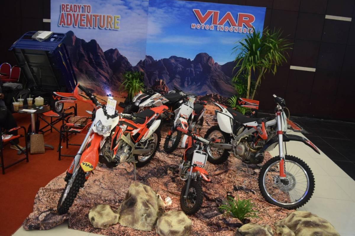 Harga Kredit sepeda motor VIAR Trail dan RAZOR 2017 Surabaya