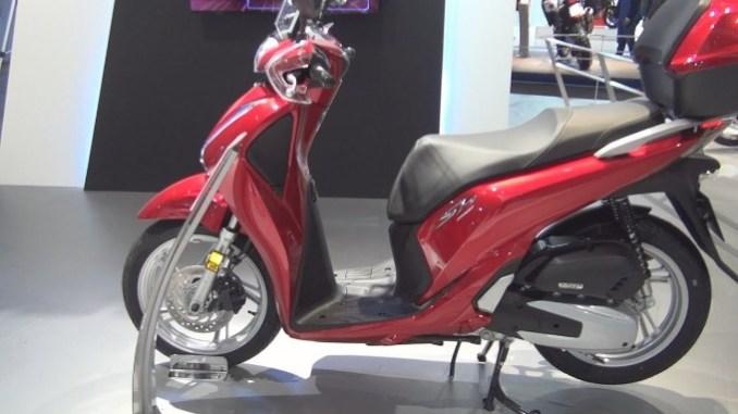 Penjualan Honda SH150i Semakin Tragis