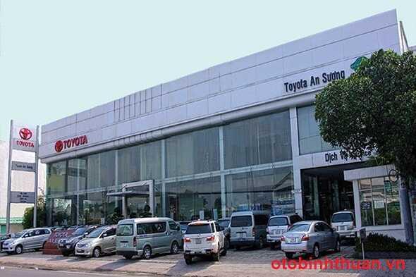 Dai ly Toyota An Suong otobinhthuan vn