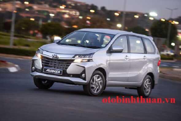 Gia xe Avanza tai Toyota Tay Ninh otobinhthuan vn