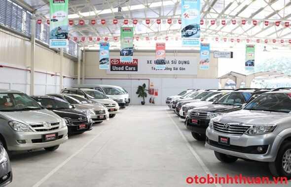 Toyota Dong Sai Gon xe cu otobinhthuan vn