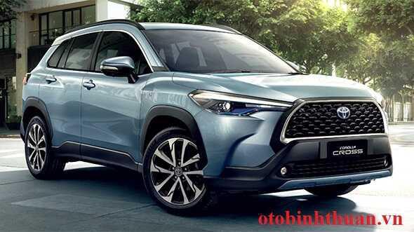 Gia xe Corolla Cross  tai Toyota Tay Ninh otobinhthuan vn
