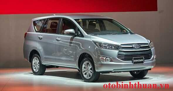Gia xe Innova tai Toyota Tay Ninh otobinhthuan vn