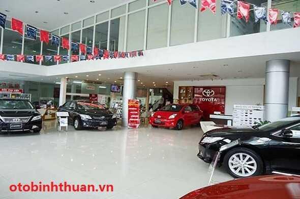 Showroom Toyota Dong Sai Gon otobinhthuan vn