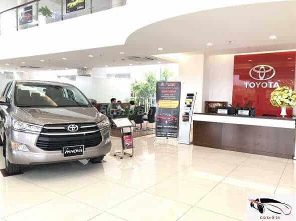 Toyota Ben Thanh xe cu otobinhthuan vn