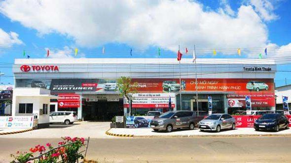 showroom Toyota Binh Thuan otobinhthuan vn