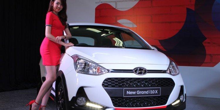 Hyundai Grand i10X