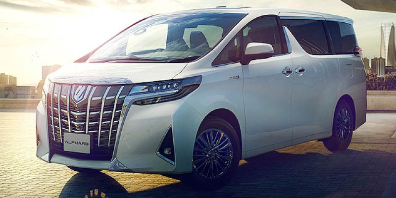 Toyota Alphard Terkena Recall di Cina, Ini Komentar Toyota Indonesia