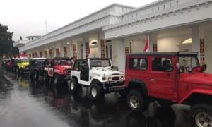 Konvoi Merah Putih IMI Papua