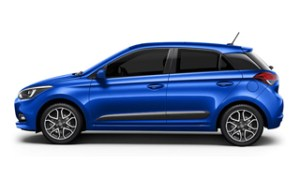 Hyundai All New i20