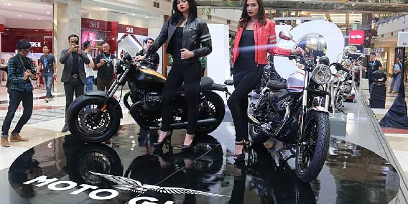 Moto Guzzi Seri V9 Resmi Meluncur di Indonesia