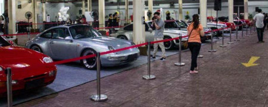 Porsche Classic Festival 2016:  Hadirkan Pemenang Le Mans LMP1