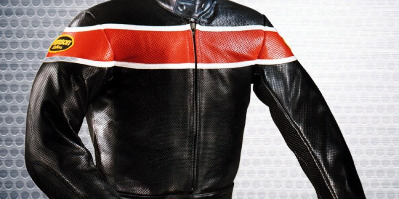 Vanson Stallion PRO Perforated – Jaket Kulit