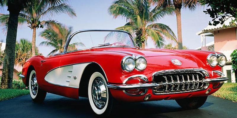 Video: Evolusi Chevy Corvette, dari 1953-2018