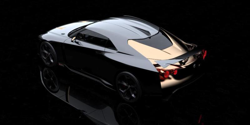 Nissan GT-R50, Perayaan Bersama Italdesign