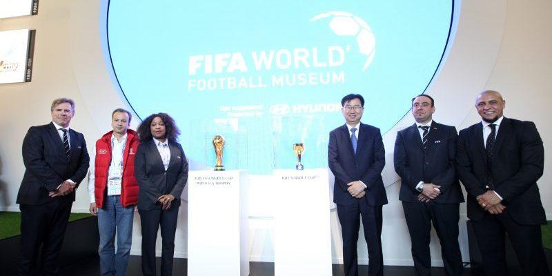 Sambut Piala Dunia 2018, Hyundai Hadir di Museum Sepakbola